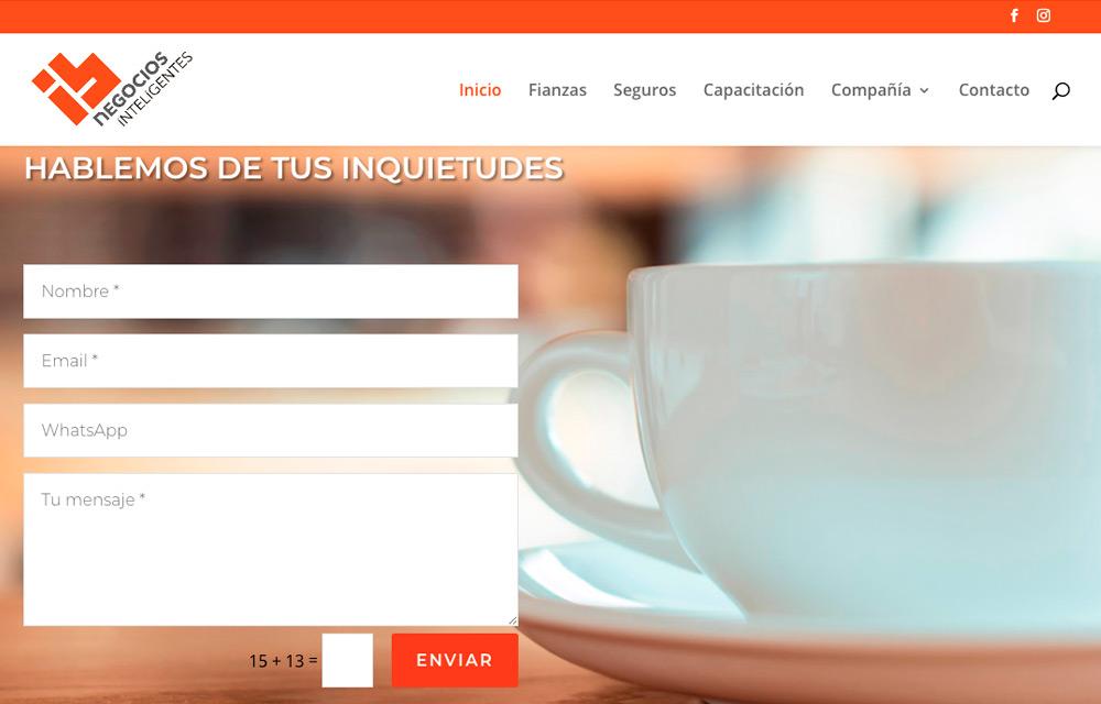 IB Negocios Inteligentes web