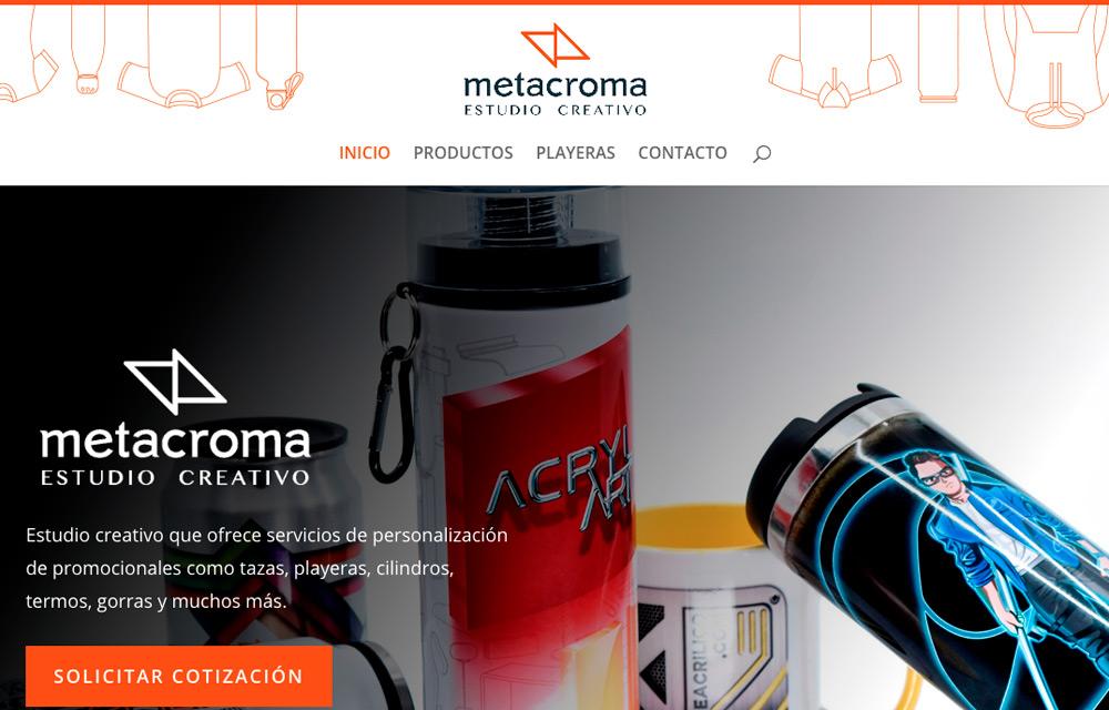 Metacroma web