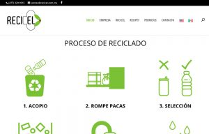 Recicel web