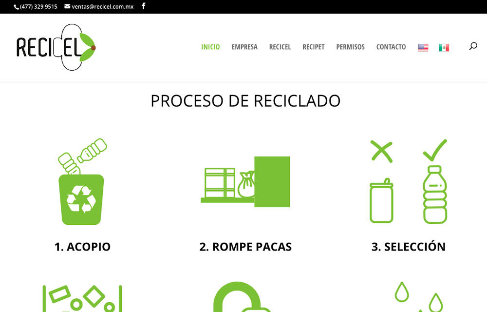 Recicel web